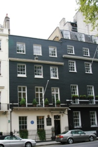 50 Berkeley Square - The Most Haunted House in London.
