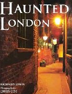 Haunted London Book Cover.